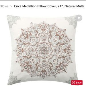 Pottery Barn Throw Pillow Cover